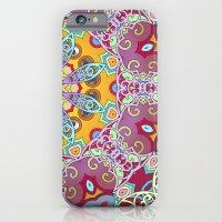 Mix&Match Indian Summer 03 iPhone 6 Slim Case