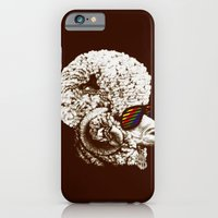 iPhone & iPod Case featuring Funky sheep by Bojan Bundalo