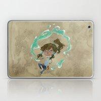 Chibi Korra Laptop & iPad Skin