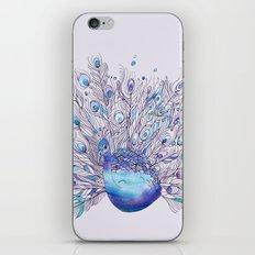 Glory Days - Purple iPhone & iPod Skin