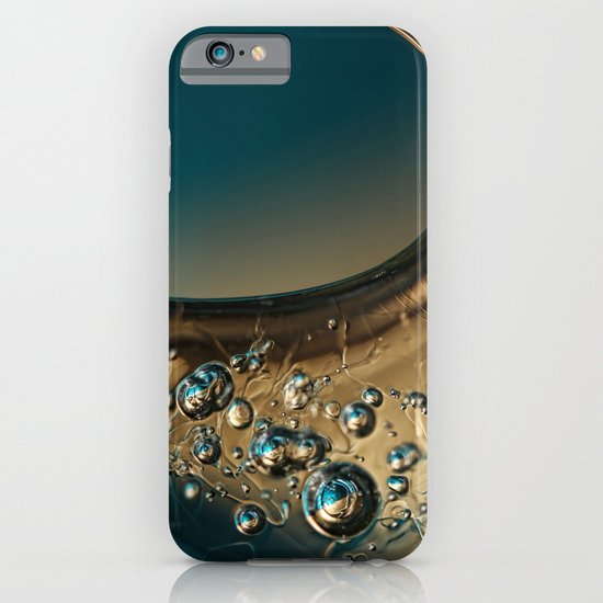 Ice Blue iPhone & iPod Case
