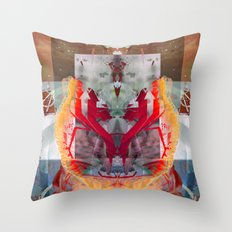 Chalice 3000 Throw Pillow