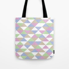 Triangle Pattern #3 Tote Bag