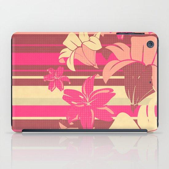 Lilium 03 iPad Case