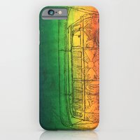 vw iPhone & iPod Cases featuring VW by SerenityBusHome