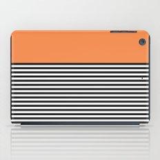 STRIPE COLORBLOCK {ORANGE} iPad Case