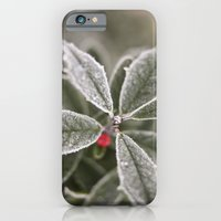 iPhone & iPod Case featuring cold by Holly Cromer