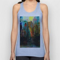 A Moment In Your City Unisex Tank Top