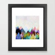 Graphic 104 Framed Art Print