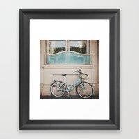 All Things European ...  Framed Art Print