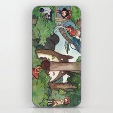Studio Ghibli Crossover iPhone & iPod Skin
