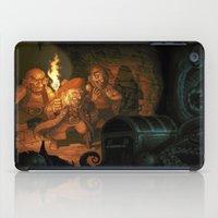 Unlucky Pirates iPad Case