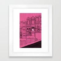 The Expectation of Living (Pt. 1) Framed Art Print