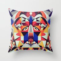 Want Throw Pillow