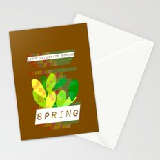 Celebrate Spring Stationery Cards