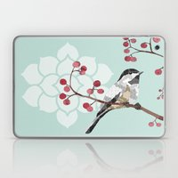 Chickadee Laptop & iPad Skin