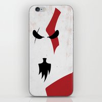 God of War - Kratos iPhone & iPod Skin