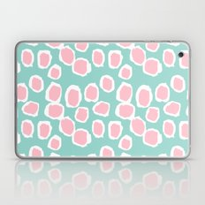 Hayden - abstract trendy gender neutral colorful bright happy dorm college decor pattern print art Laptop & iPad Skin