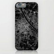 Vienna Map iPhone 6 Slim Case
