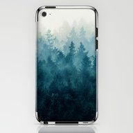 iPhone & iPod Skin featuring The Heart Of My Heart //… by Tordis Kayma