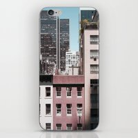 View Of NYC From A MoMa … iPhone & iPod Skin