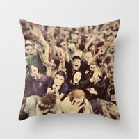 Little Somethings Throw Pillow