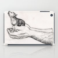 Wolf Cub // Graphite iPad Case