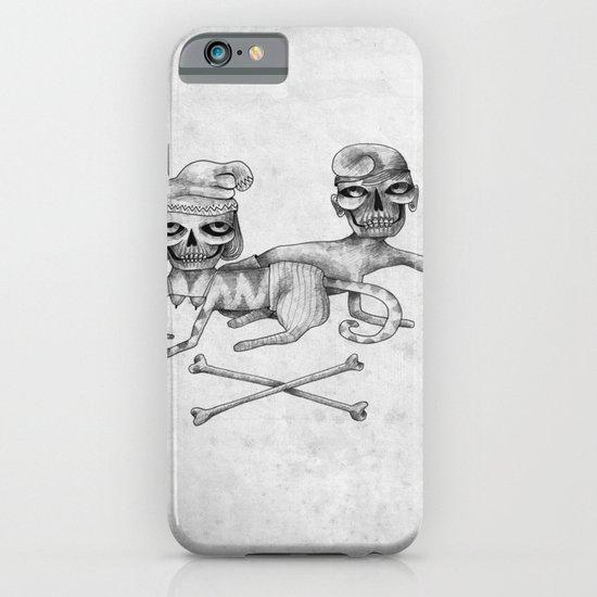 Bone Couple iPhone & iPod Case