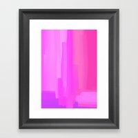 Equinoxe Framed Art Print