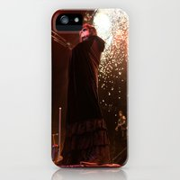 iPhone Cases featuring Alice Cooper by Adam Pulicicchio Photography