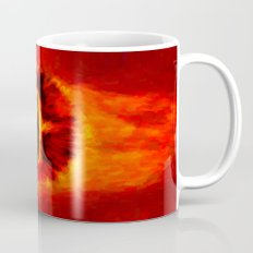 Eye of Sauron - Painting Style Mug