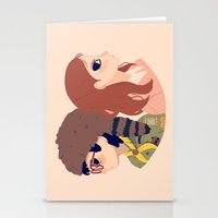 Sam and Suzy Stationery Cards