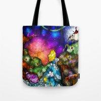 Wonderland (Once Upon A … Tote Bag