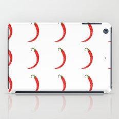 chili pepper iPad Case