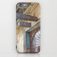New Orleans Jazz Club iPhone 6 Slim Case