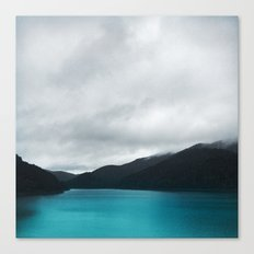 The Waters And The Wild Canvas Print