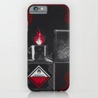 Spontaneously Kemical 4 iPhone 6 Slim Case
