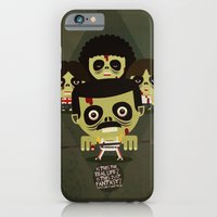 queen zombies iPhone 6 Slim Case