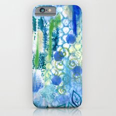 In amongst the blues and greens iPhone 6 Slim Case