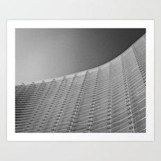 Minimal Minimal Art Print