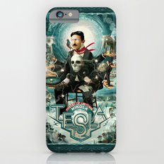 Nikola Tesla Master of Lightning iPhone 6 Slim Case