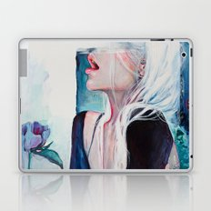 In Her Garden Laptop & iPad Skin