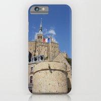 Mont St Michel iPhone 6 Slim Case
