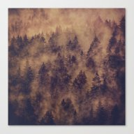 Canvas Print featuring Everyday // Melancholia … by Tordis Kayma