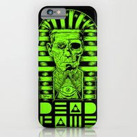 iPhone & iPod Case featuring Dead Fame by Steven Luros Holliday