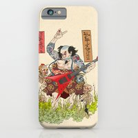 iPhone Cases featuring Metaruu! by Rudy Faber
