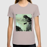Habitat G. Womens Fitted Tee Cinder SMALL