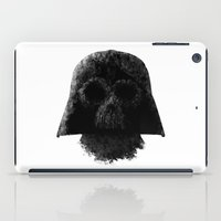 Vader (White) iPad Case