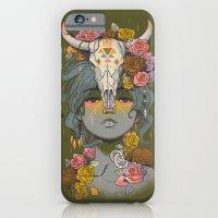iPhone & iPod Case featuring Desert Rose by Julia Sonmi Heglund