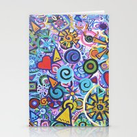 Joyous Stationery Cards